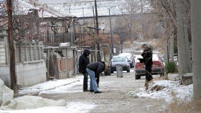 Жестоко убийство край София