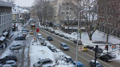 Разделят Плевен на 4 зони за почистване през зимата