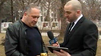 Слави Бинев със Златен скункс за трансфера в ДПС