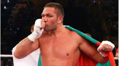 Кубрат Пулев: Българският дух е железен (видео)