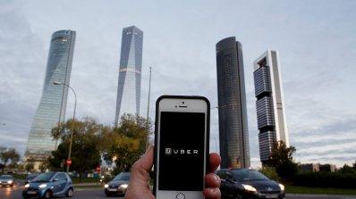 Uber призна употребата на тайно устройство за избягване на полицейски контрол