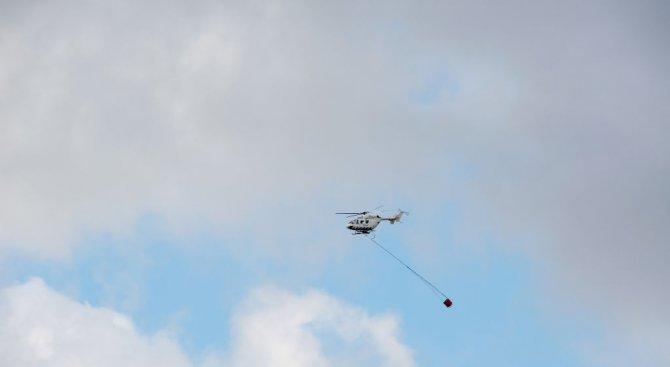 Хеликоптер падна в Япония. Няма оцелели