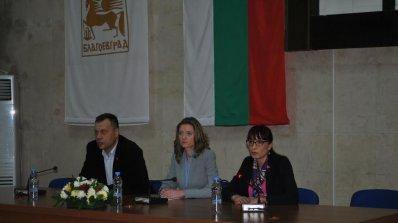 Милена Дамянова: За ГЕРБ увеличението на учителските заплати не е предизборно обещание (снимки)