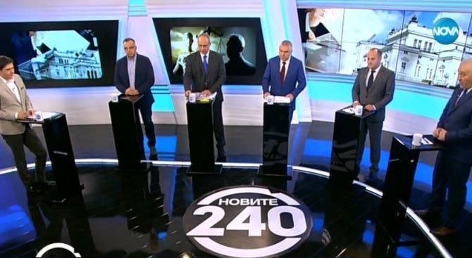 Антон Тодоров: БСП е утопия на властта, само ГЕРБ може да бори корупцията (видео)