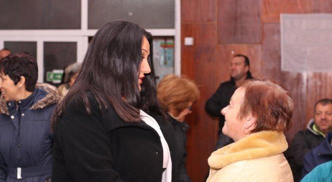 Лиляна Павлова: С изграждането на пречиствателна станция ще развием туристическия потенциал на Шкорп