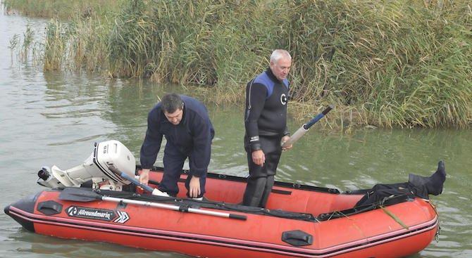 Рибар се удави в морето край Сарафово