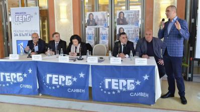 Цветанов: През 2013 г. БСП оголи малките населени места от полицейско присъствие