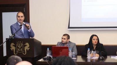 Цветанов: Заради Борисов получихме 320 млн. лв. за борба с миграцията (снимки)