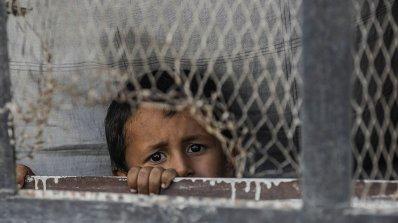 Насилието срещу деца в Сирия достигна кошмарни нива