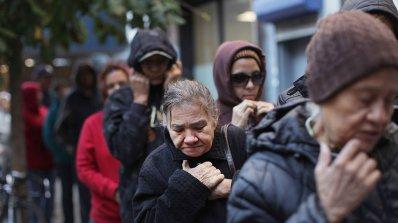Евростат: 1/5 от населението на Балканите живее в риск от бедност