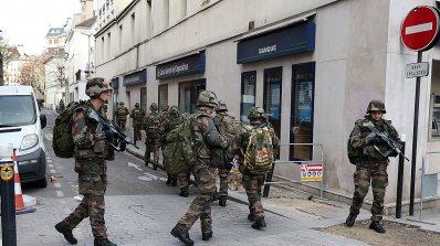 Още един арестуван за вчерашната стрелба във Франция