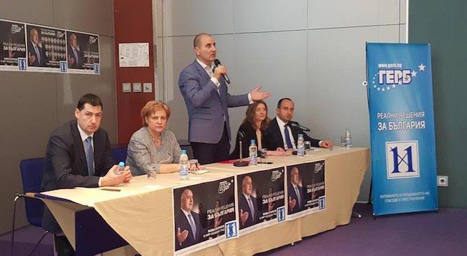 Цветан Цветанов: Следващият министър на образованието ще е от ГЕРБ (снимки)