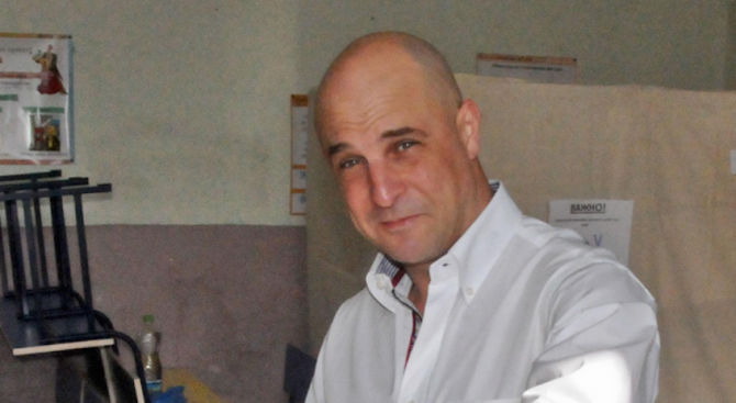Народът да бъде чут и в парламента, поиска Светослав Витков