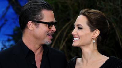 Джоли и Пит се сдобриха