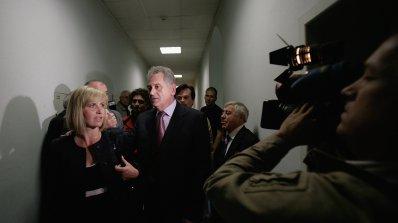 Сръбският президент Томислав Николич ще получава 843 евро пенсия