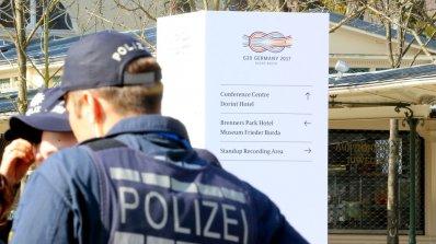 В Германия бе заловен предполагаем член на ИД