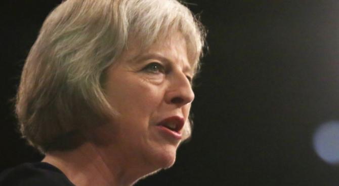 Тереза Мей след старта на Брекзита: Няма връщане назад