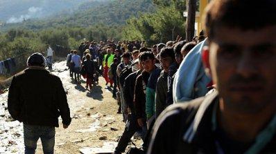 Сирийските бежанци вече са 5 милиона