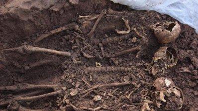 Археолози откриха бебе воин на 2 века край Силистра