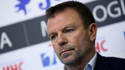 Стойчо Младенов: Левски ме извади завинаги от футбола