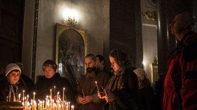 В Каварна отслужиха литургия за Лазаровден (снимки)