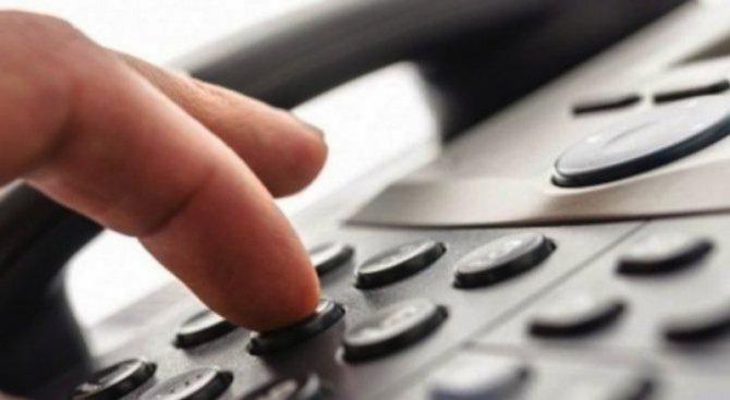 Над 10 сигнала за опити за телефонни измами са подадени само за 30 минути в Шумен