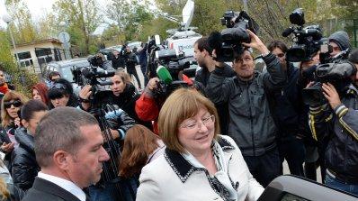 България поискала Сърбия да задържи съпругата на Цветан Василев