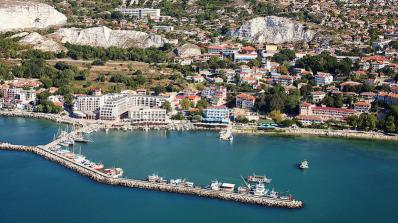 Хотелите и ресторантите на първа линия в Балчик вече работят през цялата година