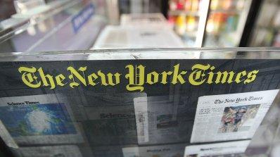 """""""Ню Йорк таймс"""" спечели три награди """"Пулицър"""""""