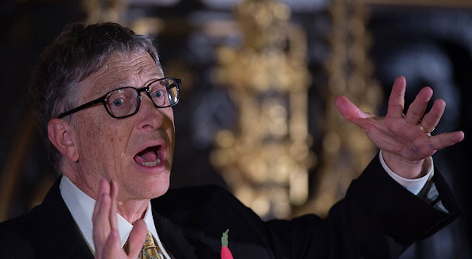 Бил Гейтс: Терористи ще избият 30 млн. души