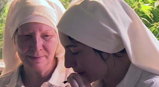 Монахини отглеждат марихуана в Калифорния (видео)