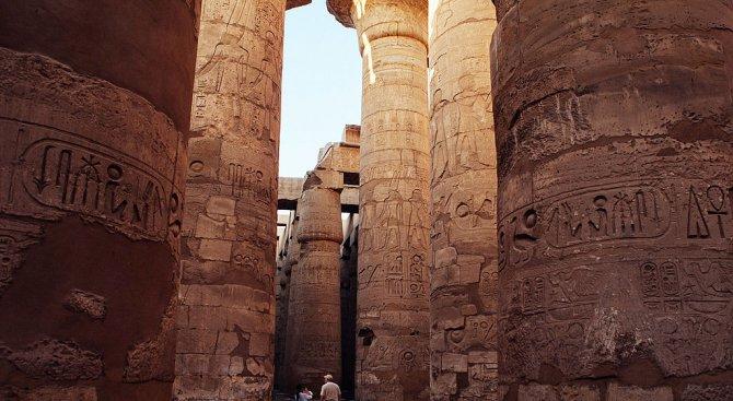 Водим детето без пари в Египет
