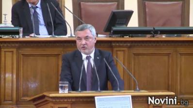Да преодолеем партийния егоизъм, призова Валери Симеонов (видео)