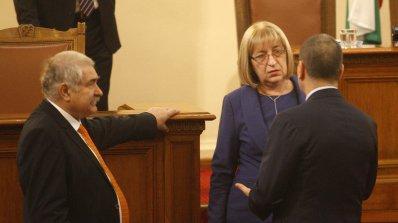 Кой ще липсва в новия парламент (снимки)