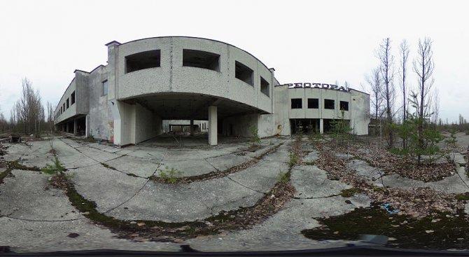 Горчивият убийствен вкус на Чернобил (галерия+видео)