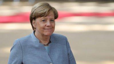 Меркел: Изградих добри работни отношения с Тръмп