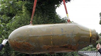 Обезвредиха бомба от Втората световна война в село Тетово