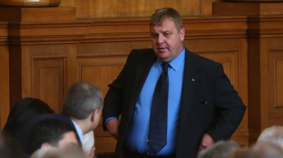 Каракачанов: Поемам отговорността в рисково за България време