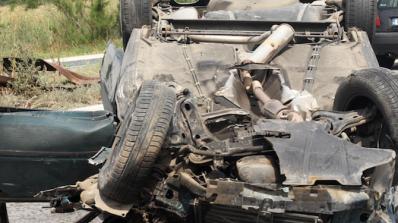 МВнР: Двама българи са загинали в катастрофа на пътя Ниш-Пирот