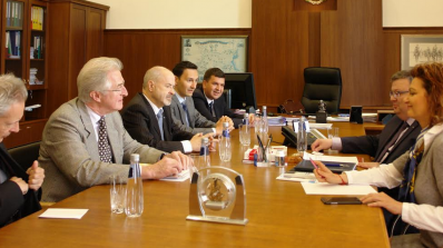 Главният прокурор Сотир Цацаров се срещна с делегация от Бавария