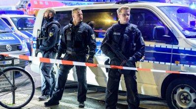 В Германия арестуваха предполагаеми ислямски екстремисти от Сирия
