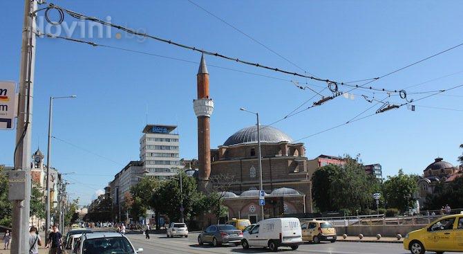 Въвежда се временна организация на движението в части на столицата