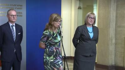 Лозан Панов: Прави се мимикрия на съдебна реформа! Цачева и Захариева: Това не е вярно (видео)