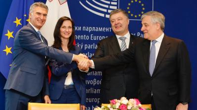 Мария Габриел: Облекченият визов режим ЕС - Украйна е в полза преди всичко на гражданите