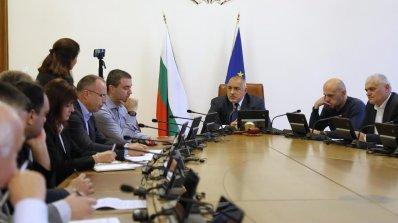 Борисов към министри: Оттук като излезете, всеки от вас трябва да знае какво трябва да се направи (в