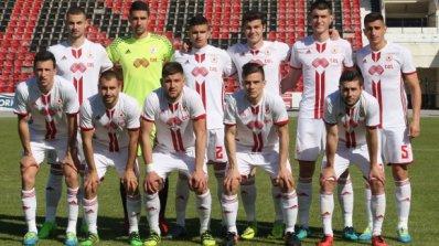 Витоша - ЦСКА-София 2 0:0, домакините се борят за Първа лига, гостите - да не изпаднат
