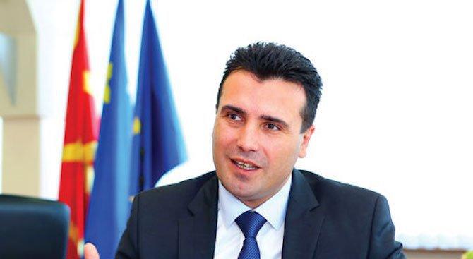 Македонският парламент одобри правителството на Зоран Заев
