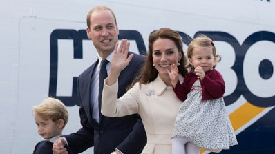 Принц Уилям: Иска ми се мама да познаваше Кейт и децата