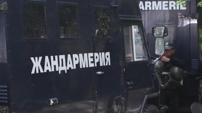 Съставиха 42 акта при спецакцията в хасковската циганска махала