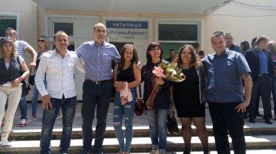 Цветан Цветанов: ГЕРБ е с протегната ръка към всеки жител на област Кърджали (снимки)
